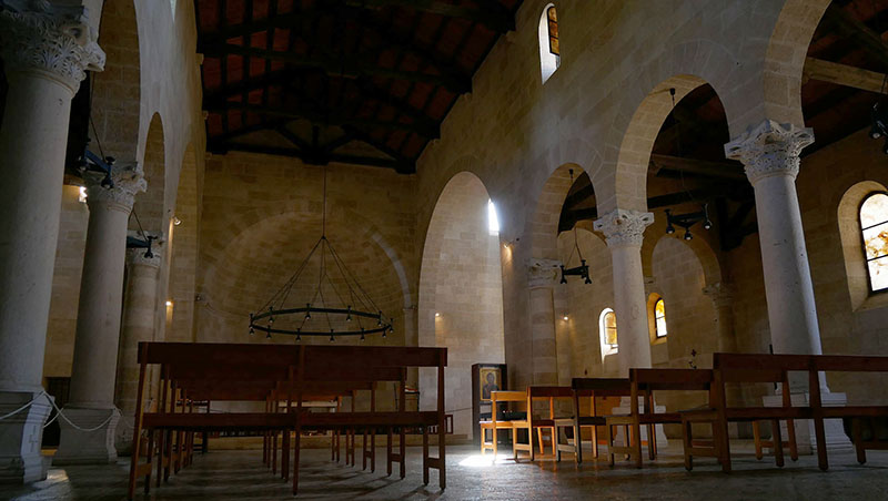 Church of the Multiplication 304