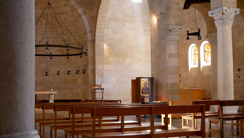 Church of the Multiplication 313